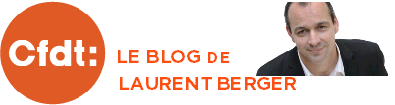 Le Blog de Laurent Berger